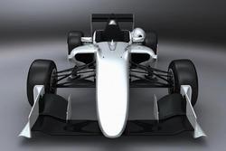 2017 F3 car rendering