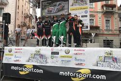 Podio Rally Ronde del Ticino