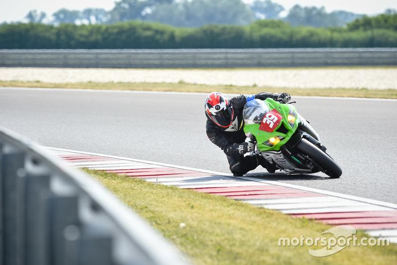 Platz 18: #39 – Moto 39 Competition – Arnaud Simon, Frederic Tachin, Nicolas Cheli