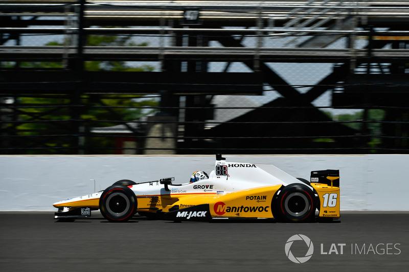 12. Oriol Servia, Rahal Letterman Lanigan Racing, Honda