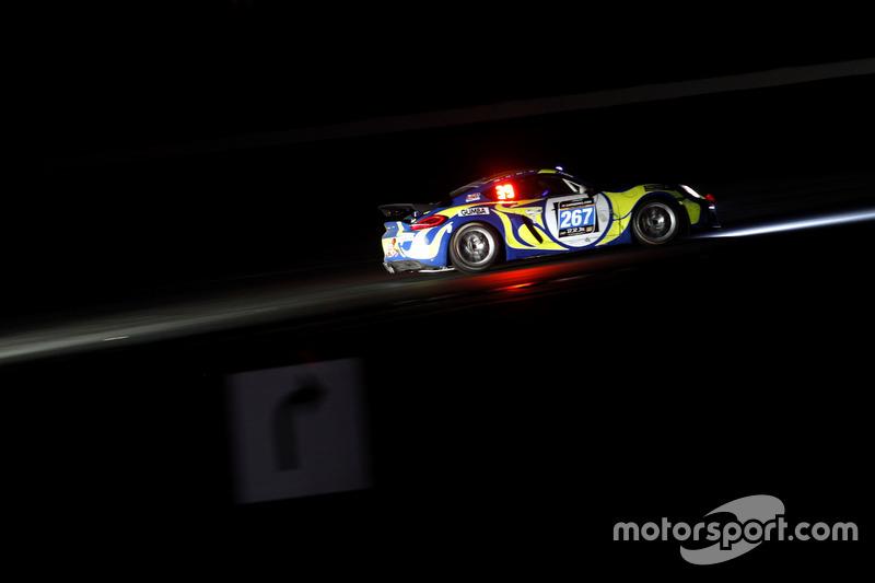 #267 GDL Racing Team Asia Porsche Cayman GT4 Clubsport MR: Jonathan Hui, Frank Yu, Antares Au, Kevin Wing King Tse
