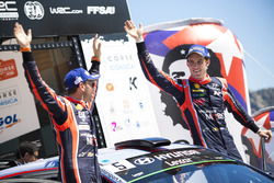 Ganador, Thierry Neuville, Nicolas Gilsoul, Hyundai i20 Coupe WRC, Hyundai Motorsport