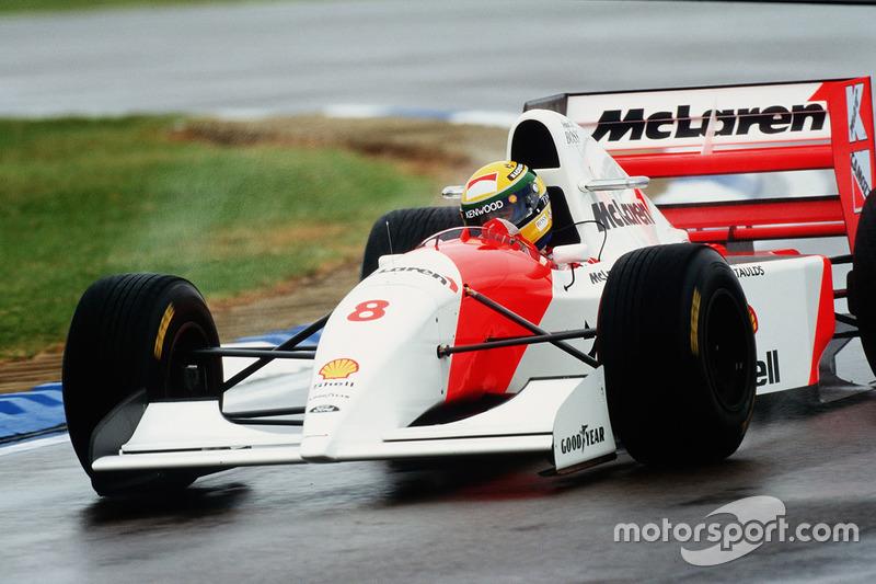 Offizielle Variante: McLaren war auf den 5. Stopp noch nicht vorbereitet