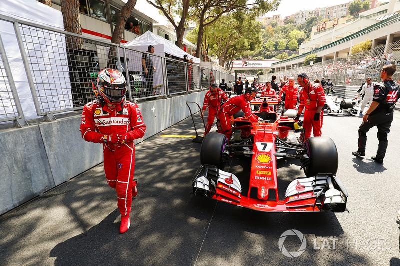 2e : Kimi Räikkönen (Ferrari)