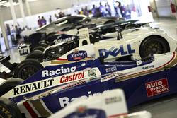 Der 1997er FW19 Renault Sport F1 Team von  Jacques Villeneuve