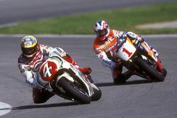 Daryl Beattie, Suzuki, Mick Doohan, Honda