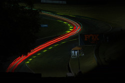 Night practice action