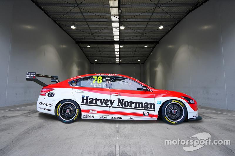 Nissan Motorsport – Simona de Silvestro/David Russell