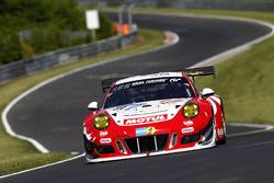 #31 Frikadelli Racing Team, Porsche 991 GT3-R: Michael Christensen, Lucas Luhr, Klaus Bachler, Norbert Siedler