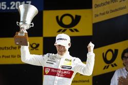 Podium: third place Robert Wickens, Mercedes-AMG Team HWA, Mercedes-AMG C63 DTM