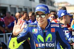 Tercero Valentino Rossi, Yamaha Factory Racing