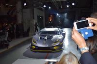 Presentazione Lamborghini Huracan ST EVO