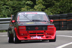 Sébastien Coquoz, Opel Kadett C, 1. Rennlauf