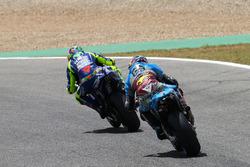 Валентино Россі, Yamaha Factory Racing, Джек Міллер, Estrella Galicia 0,0 Marc VDS