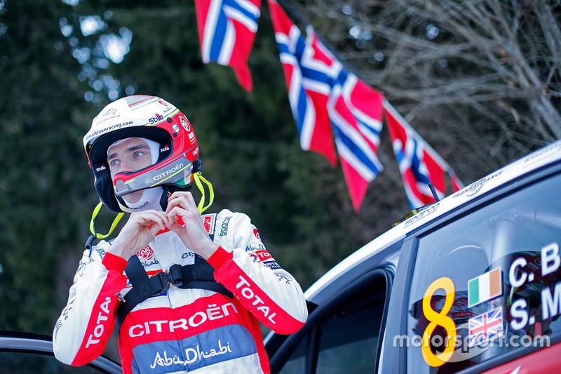 Craig Breen, Citroën World Rally Team