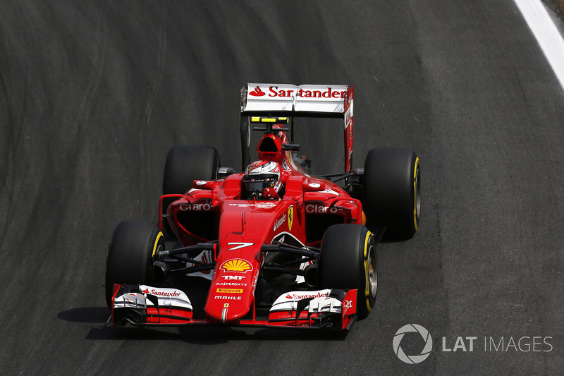 2015: Ferrari SF-15T
