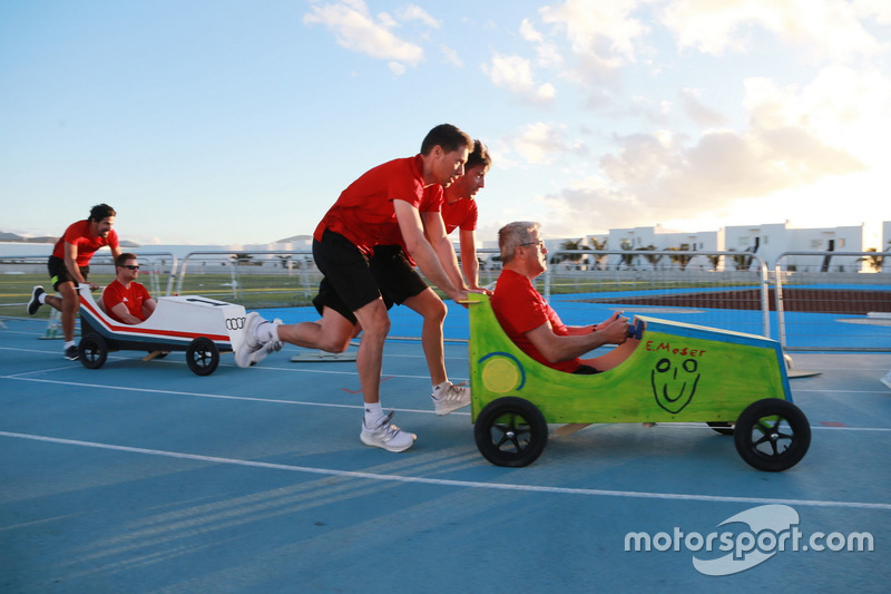 Audi Sport fitness week