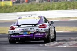 #144 Pixum Team Adrenalin Motorsport Porsche Cayman: Christian Büllesbach, Andreas Schettler, Ioannis Smyrlis, Carlos Arimon