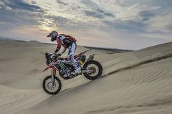 Рики Брабек, Monster Energy Honda Team, Honda CRF 450 Rally (№20)