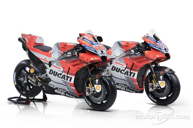 MotoGP Fotogallery: Ducati Desmosedici GP18
