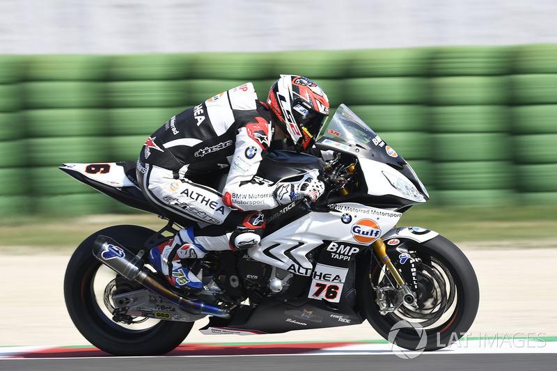 Loris Baz, Althea Racing, Althea Racing