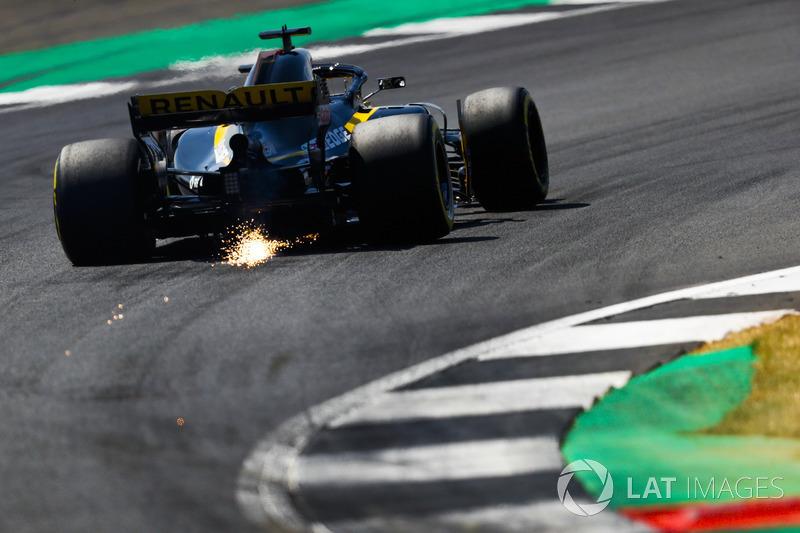 7. Nico Hulkenberg, Renault Sport F1 Team R.S. 18