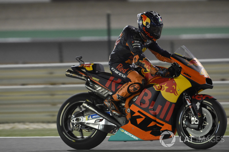 Defekt: Pol Espargaro, Red Bull KTM Factory Racing