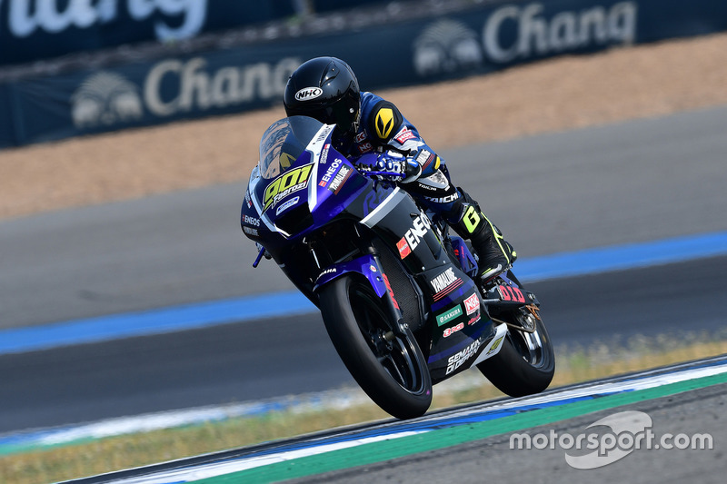 AP250: M Faerozi, Yamaha Racing Indonesia