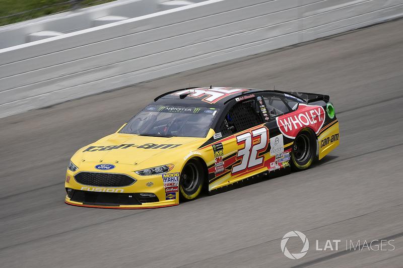 37. Matt DiBenedetto, Go FAS Racing, Ford Fusion Can-Am/Wholey