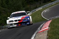 #42 BMW Team Schnitzer BMW M3 GTR: Pedro Lamy, Dirk Müller, Jörg Müller, Hans-Joachim Stuck