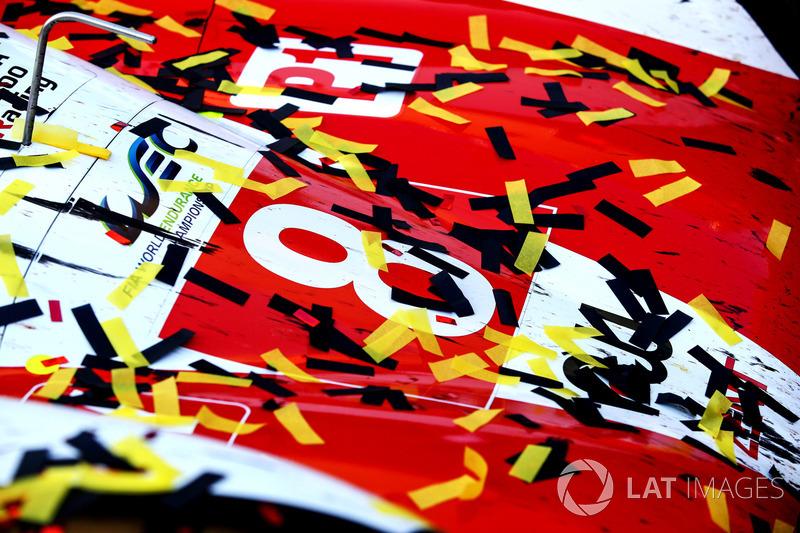 Ganaddor, #8 Toyota Gazoo Racing Toyota TS050: Sébastien Buemi, Kazuki Nakajima, Fernando Alonso