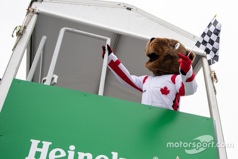 Талісман Canadian Grand Prix - Vroum