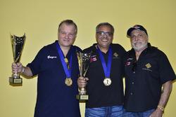 FARA MP4A Enduro Champions Juan Fayen y Anselmo Gonzalez of Formula Motorsport