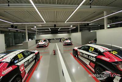 Annuncio Münnich Motorsport