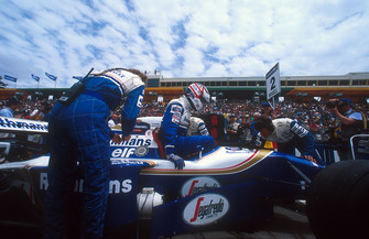 Nigel Mansell, Williams FW16B