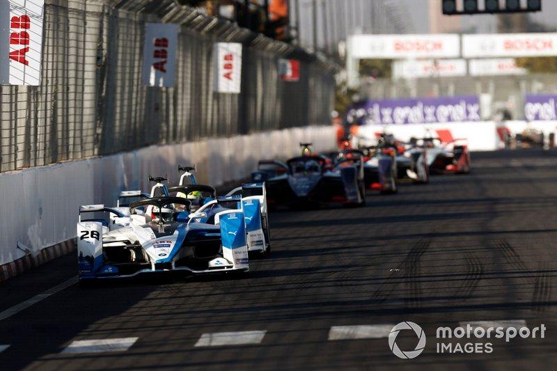 Temporada 5: ePrix de Marrakech 2019