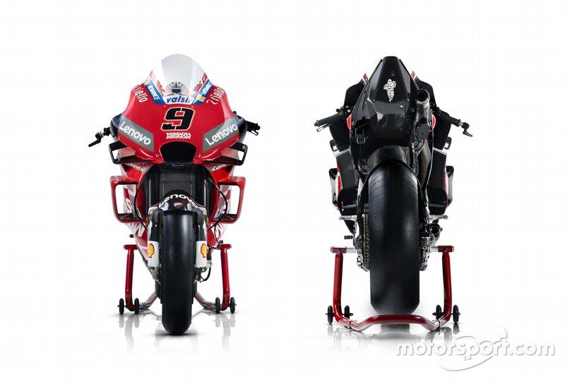 Bike von Danilo Petrucci, Ducati Team