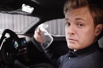 Nico Rosberg, Mercedes-AMG One