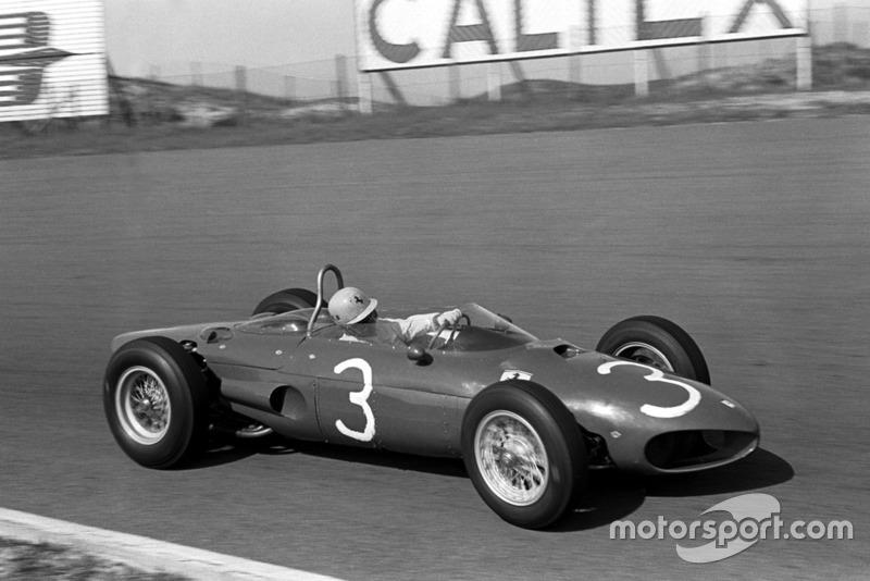 1961-1962: Ferrari 156