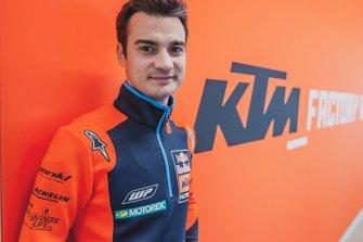 Dani Pedrosa, tester Red Bull KTM Factory Racing