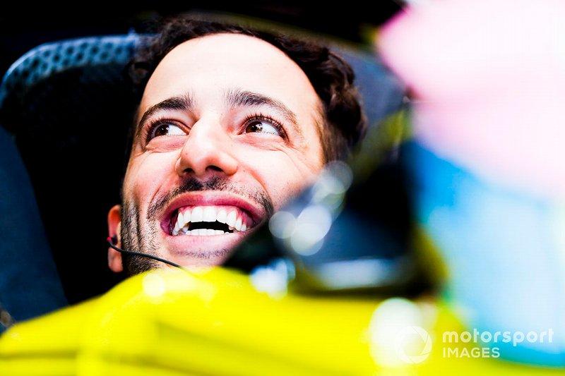 Даниэль Риккардо, Renault F1 Team