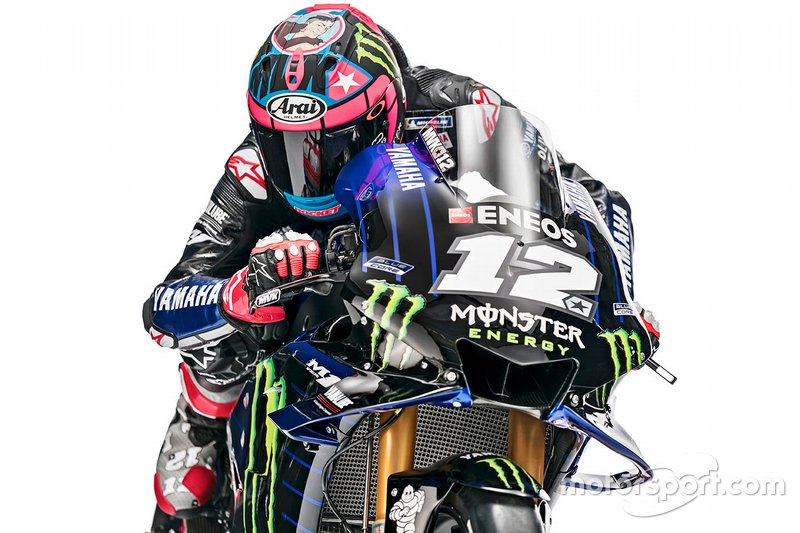 Maverick Viñales, Yamaha Factory Racing
