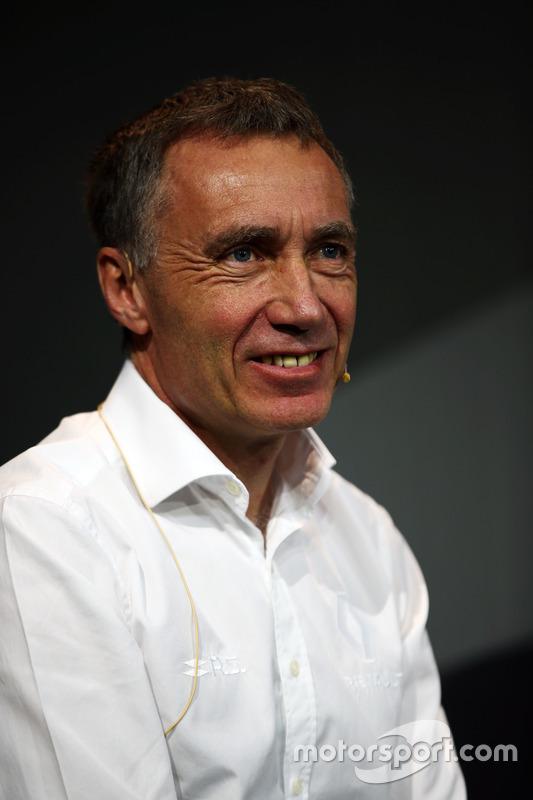 Bob Bell, Cheftechniker von Renault