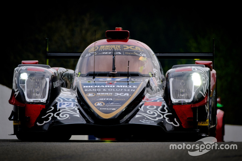 8. LMP2: #37 DC Racing, Oreca 07 Gibson