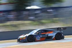 #75 Optimum Racing Audi R8 LMS: Flick Haigh, Joe Osborne