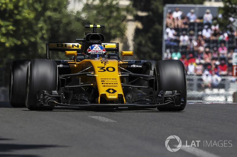 18º Jolyon Palmer, Renault Sport F1 Team RS17 (0 puntos)
