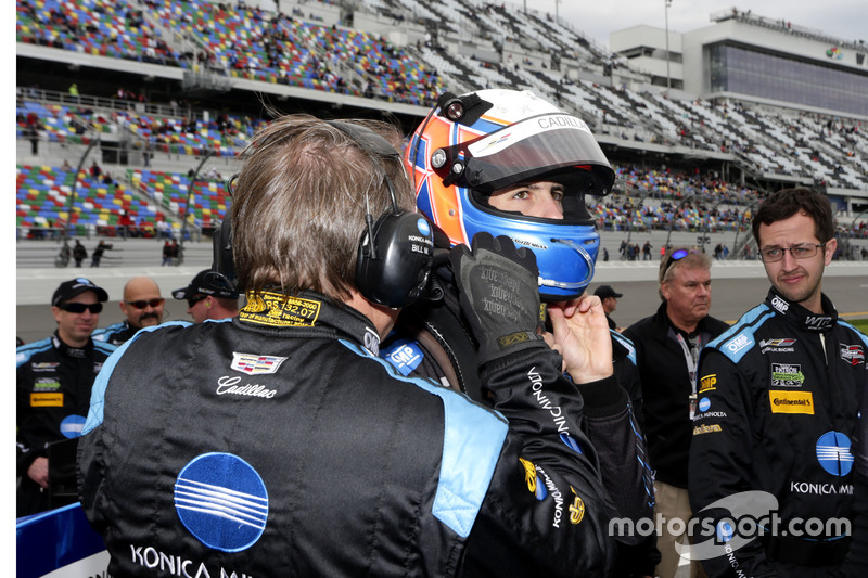 #10 Wayne Taylor Racing Cadillac DPi: Ricky Taylor