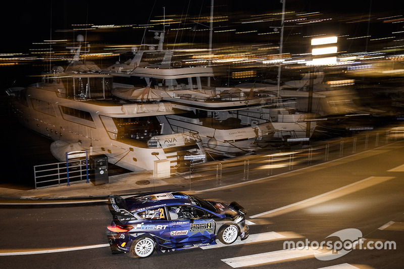 Перша нічна практика Гран Прі Монако