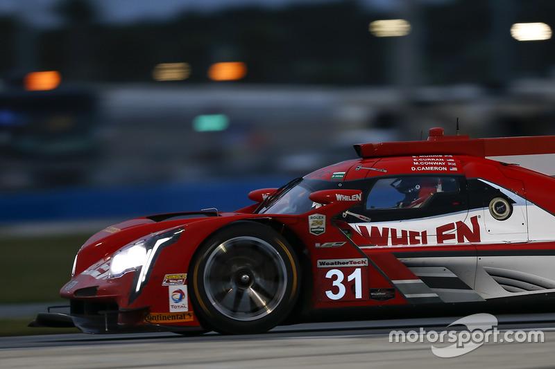 #31 Action Express Racing Cadillac DPi: Eric Curran, Dane Cameron, Seb Morris, Mike Conway