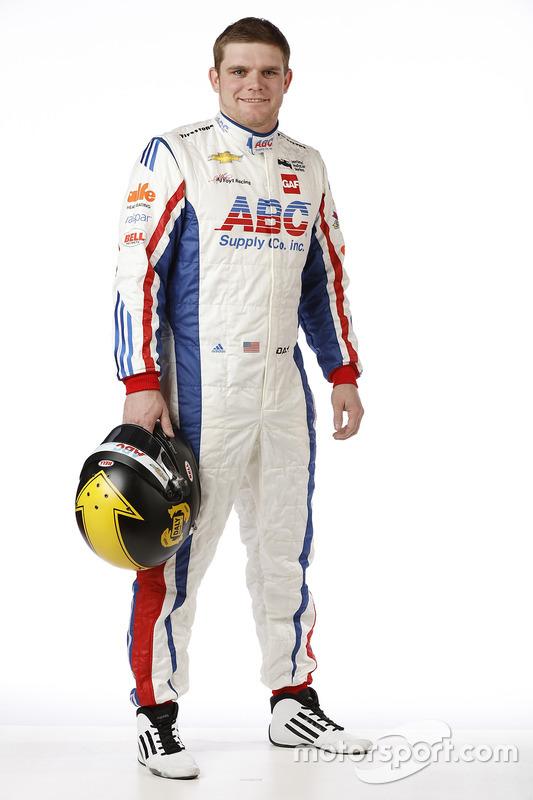 Conor Daly, A.J. Foyt Enterprises Chevrolet
